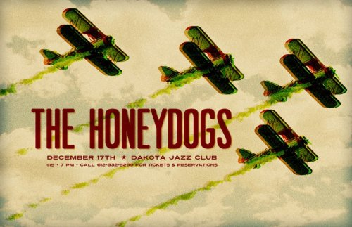 Honeydogs with Ryan Paul Plewacki